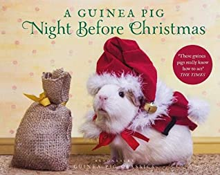 A Guinea Pig Night Before Christmas by Clement C. Moore, Tess Newall