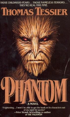 Phantom by Thomas Tessier