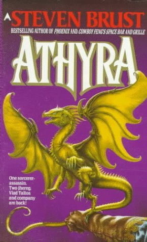Athyra by Steven Brust