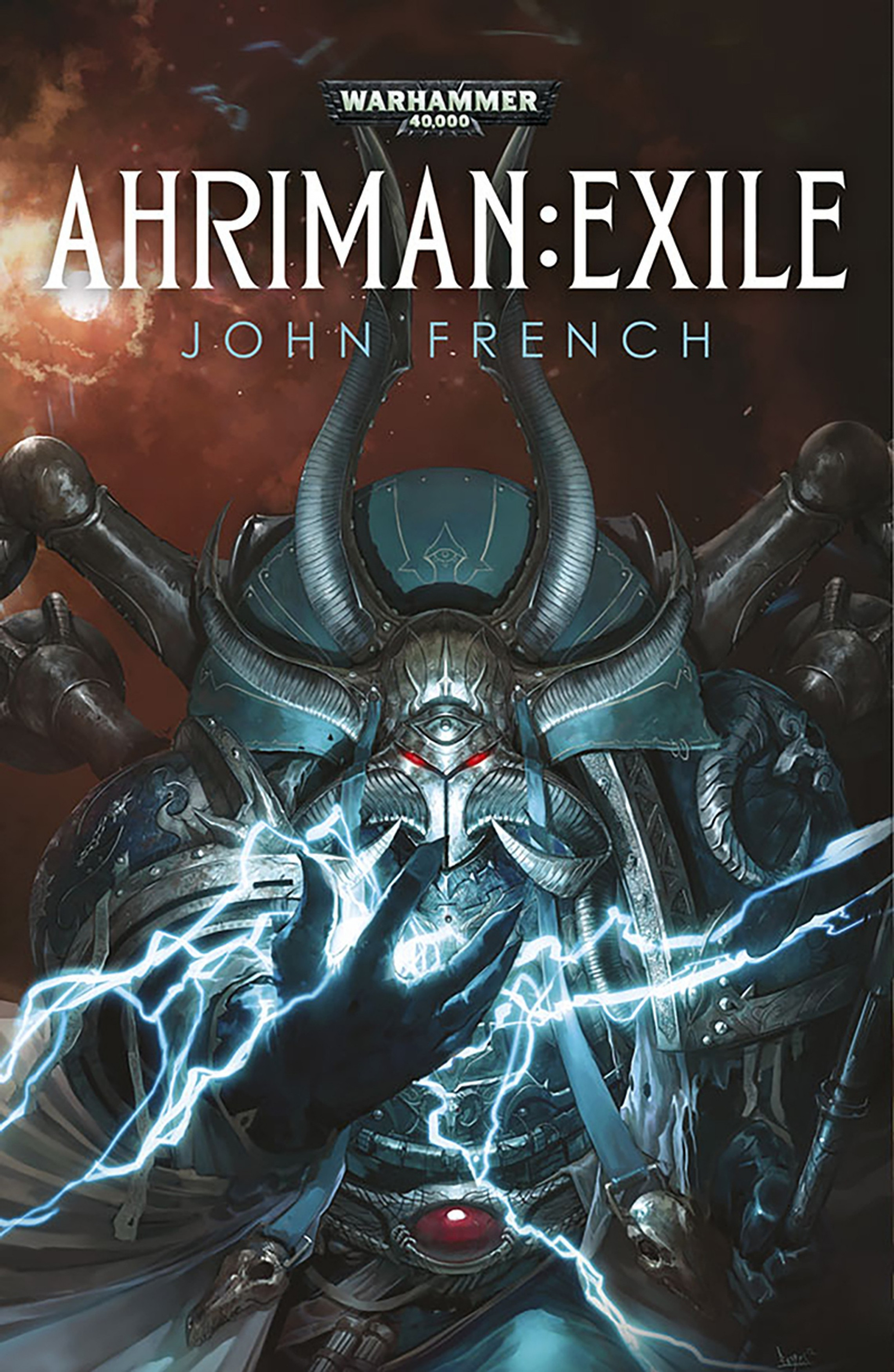 Ahriman: Exile by John French