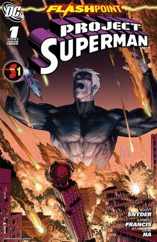 Flashpoint: Project Superman #1 by Scott Snyder, Gene Ha, Francis Lowell
