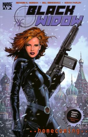 Black Widow: Homecoming by Bill Sienkiewicz, Goran Parlov, Richard K. Morgan
