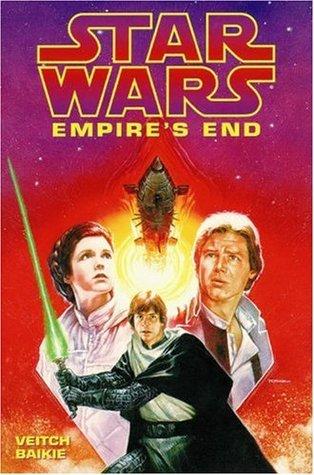 Empire's End by Tom Veitch, Jim Baikie