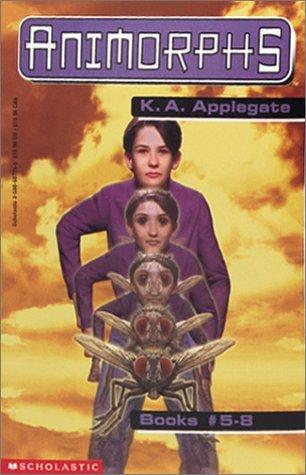 Animorphs Box Set: The Predator / The Capture / The Stranger / The Alien by K.A. Applegate, Katherine Applegate
