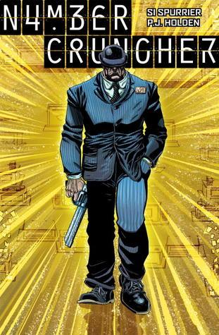 Numbercruncher by P.J. Holden, Simon Spurrier