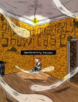 Drawn & Quarterly Showcase: Book One by Kevin Huizenga, Nicolas Robel, Chris Oliveros