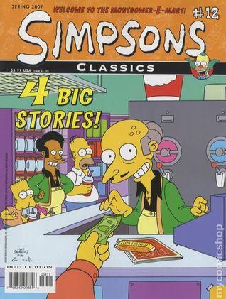 Simpsons Classic Comic #12 by Matt Groening