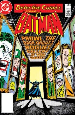 Detective Comics (1937-2011) #566 by Doug Moench, Jerome Moore, Joey Cavalieri, Gene Colan