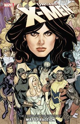 Uncanny X-Men: The Complete Collection by Matt Fraction, Vol. 3 by Steven Sanders, Jamie McKelvie, Greg Land, Kieron Gillen, Phil Jimenez, Whilce Portacio, Matt Fraction