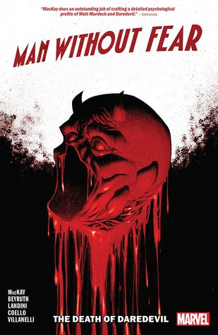 Man Without Fear: The Death Of Daredevil by Stefano Landini, Jed Mackay, Iban Coello, Danilo Beyruth