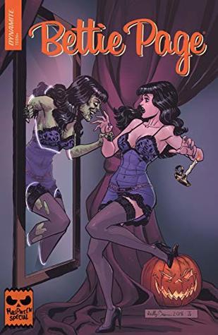 Bettie Page: Halloween Special by Leah Williams, David Avallone, Julius Ohta, Fernando Ruiz