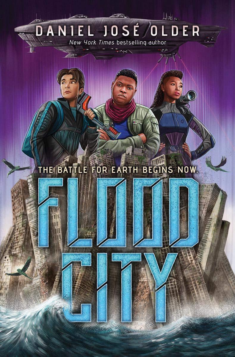 Flood City by Daniel José Older