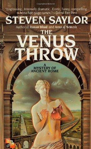 The Venus Throw by Steven Saylor