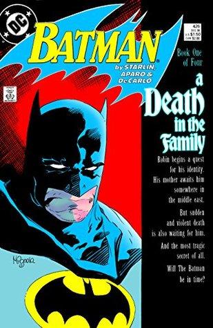 Batman #426 by Jim Starlin, Jim Aparo