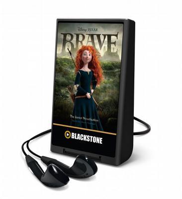 Brave: The Junior Novelization by Disney Press