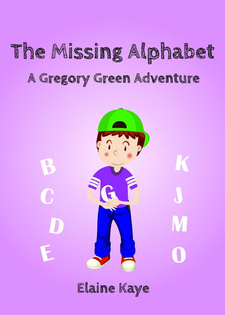 The Missing Alphabet by Elaine Kaye