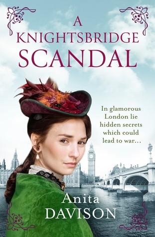 A Knightsbridge Scandal by Anita Davison