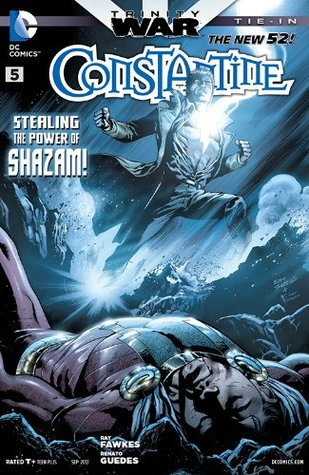 Constantine #5 by Ray Fawkes, Renato Guedes