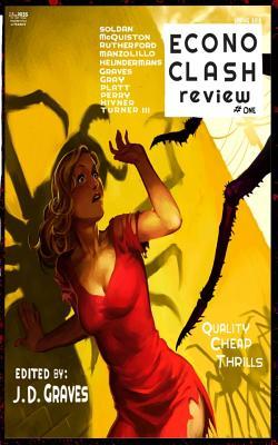 EconoClash Review: Quality Cheap Thrills #ONE by Rick McQuiston, Nick Manzolillo, William R. Soldan