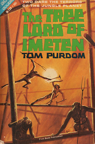 The Tree Lord of Imeten; Empire Star by Jack Gaughan, Samuel R. Delany, Tom Purdom