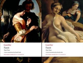 Faust, Parts 1 and 2 by David Luke, Johann Wolfgang von Goethe