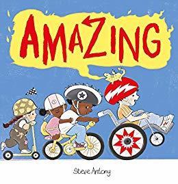 Amazing by Steve Antony