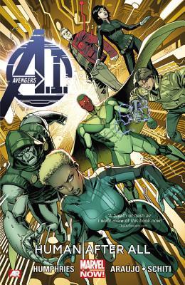 Avengers A.I. Volume 1: Human After All by Sam Humphries, Valerio Schiti, André Lima Araújo