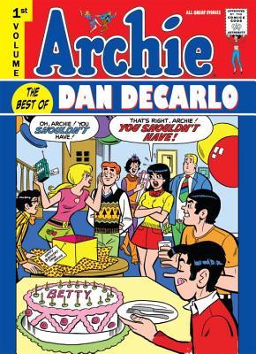 Archie: Best of Dan DeCarlo Volume 1 by George Gladir, Frank Doyle