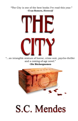 The City by S. C. Mendes, Blood Bound Books
