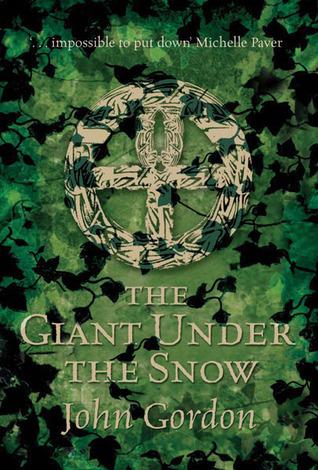 The Giant Under the Snow by Gary Blythe, John Gordon