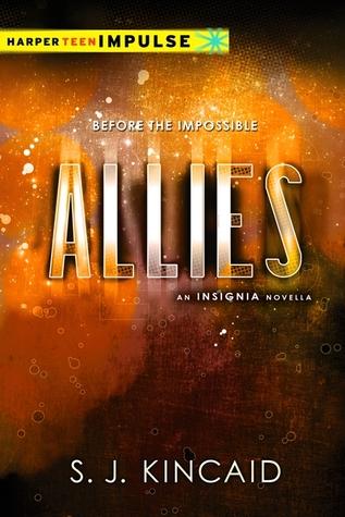 Allies by S.J. Kincaid