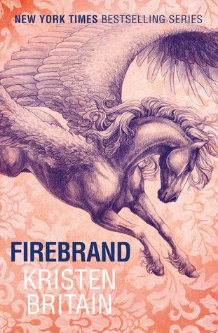 Firebrand by Kristen Britain
