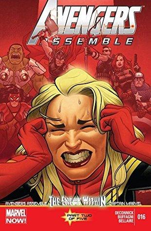 Avengers Assemble #16 by Matthew Wilson, Kelly Sue DeConnick, Jordie Bellaire, Joe Quiñones, Matteo Buffagni