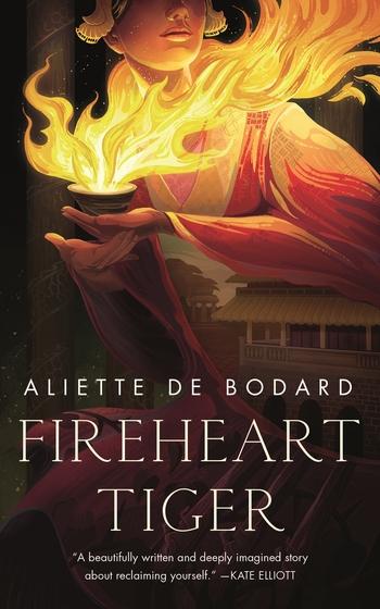 Fireheart Tiger by Aliette de Bodard