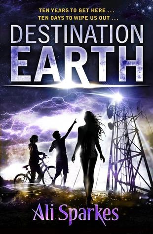 Destination Earth by Ali Sparkes