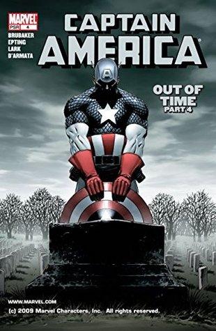 Captain America (2004-2011) #4 by Steve Epting, Ed Brubaker, Frank D'Armata