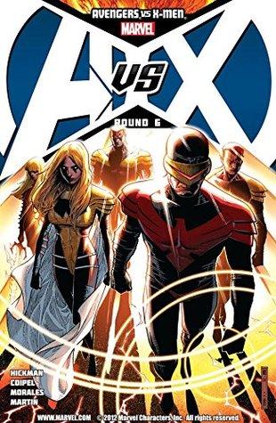 Avengers vs. X-Men #6 by Olivier Coipel, Chris Eliopoulos, Laura Martin, Jonathan Hickman, Tom Brevoort, Mark Morales