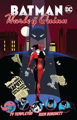 Batman and Harley Quinn by Ty Templeton
