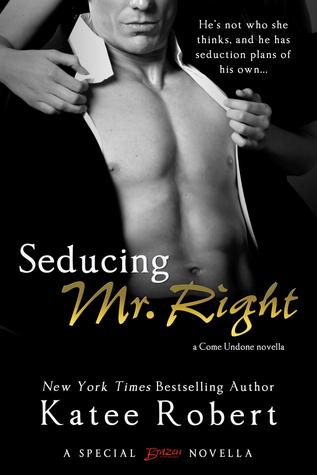 Seducing Mr. Right by Katee Robert