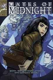 Gates of Midnight (Issue #2) by Amelia Woo, Barbara Hambly, Mirana Reveier, D. Lynn Smith, Maggie Field