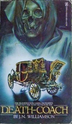 Death-Coach by J.N. Williamson