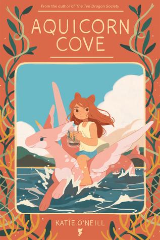 Aquicorn Cove by K. O'Neill