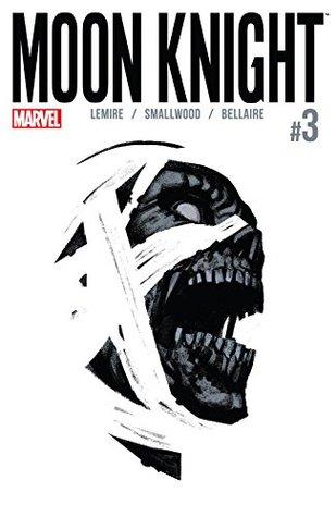 Moon Knight #3 by Greg Smallwood, Jeff Lemire