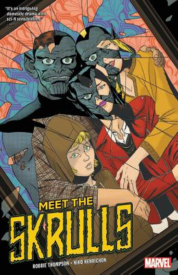 Meet the Skrulls by Various Artists, Robbie Thompson