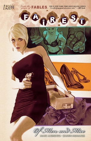 Fairest, Volume 4: Of Men and Mice by Adam Hughes, Marc Andreyko, Shawn McManus, Todd Klein, Lee Loughridge