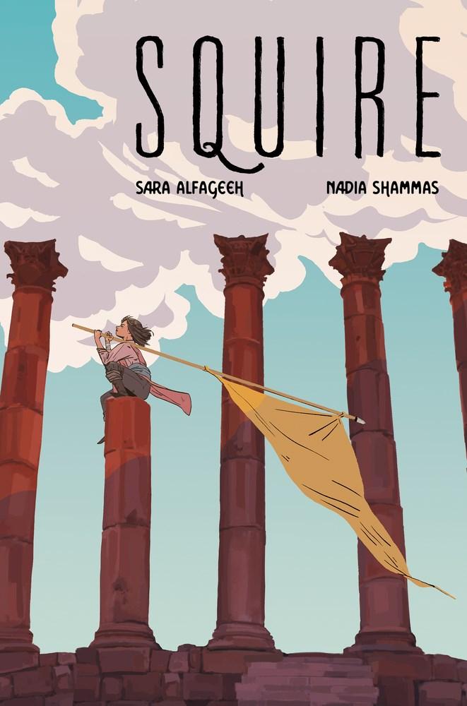 Squire by Nadia Shammas, Sara Alfageeh