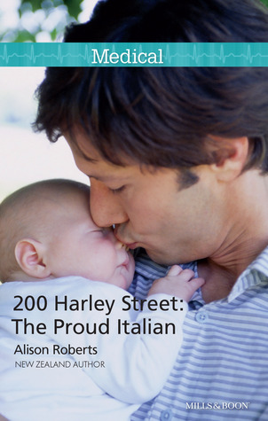 The Proud Italian by Alison Roberts