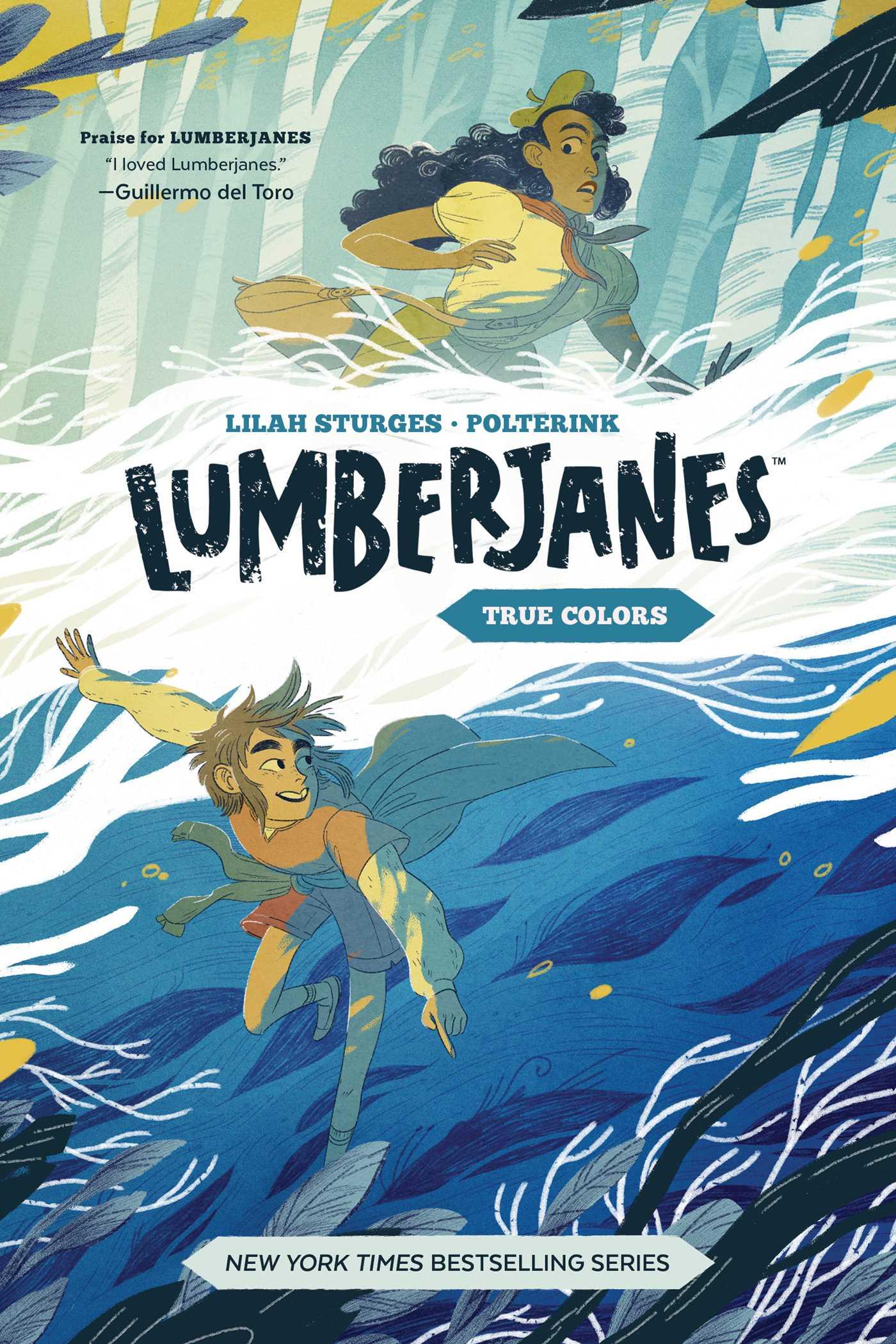 Lumberjanes: True Colors by Lilah Sturges