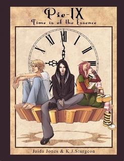 Pie-IX: A Stitch in Time Saves Nine by K.J. Sturgeon, Jaida Jones