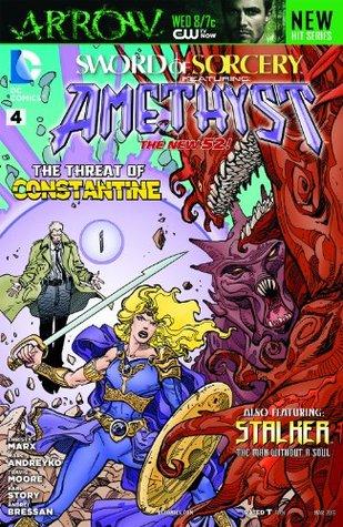 Sword of Sorcery #4 by Andrei Bressan, Christy Marx, Travis Moore, Marc Andreyko